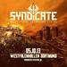 Syndicate 2013 @ Westfalenhallen Dortmund Germany - :copyright: CyberFactory