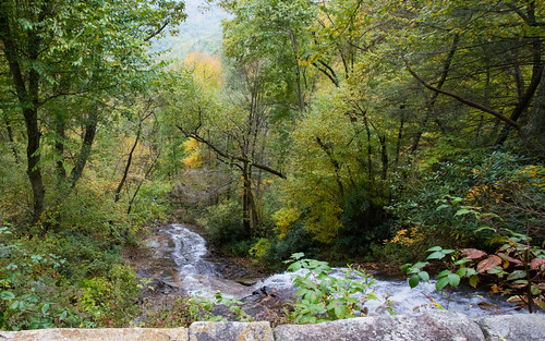 waterfall unitedstates northcarolina blueridgeparkway fleetwood cascadefalls ebjeffresspark