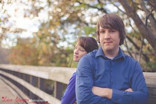 Lauren and Greg Engagement   by mrs.steiger
