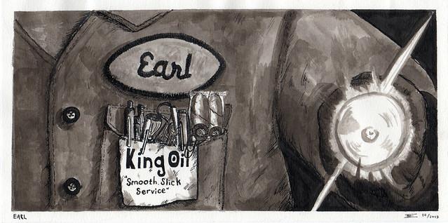 Basement Monsters: Earl