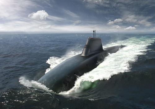Successor Submarine | by Defence Images