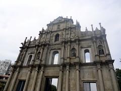 Руины Святого Павла