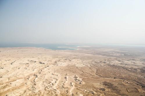 light water canon eos israel view desert erosion masada deadsea 60d
