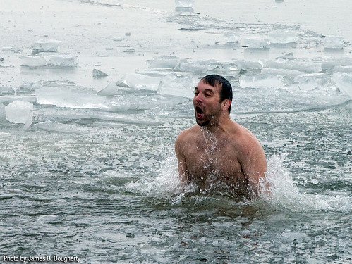 9th Annual Polar Bear Plunge   by chesapeakeclimate