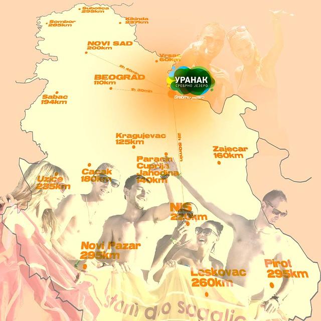 Uranak Srebrno Jezero Prvomajski Uranak Uranak Festival 2020