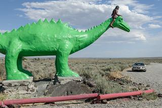 Goodbye naked dinosaur man