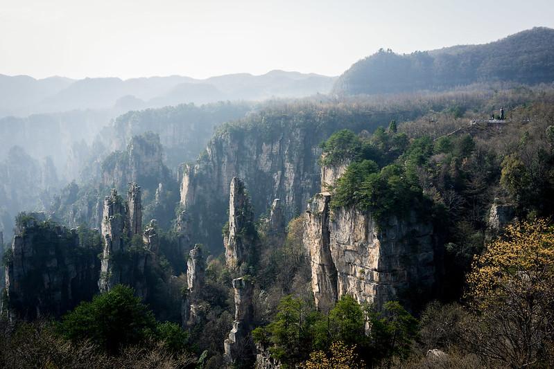 Tianzi Mountain View 1
