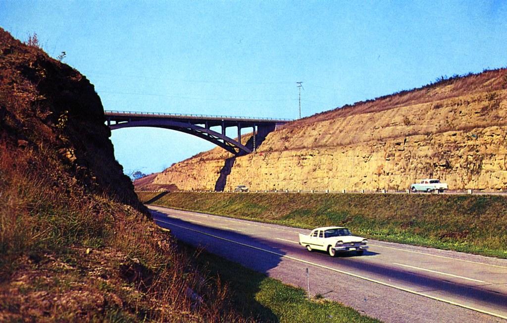 Ohio Turnpike Graceful Arch Bridge | Graceful arch bridge sp… | Flickr