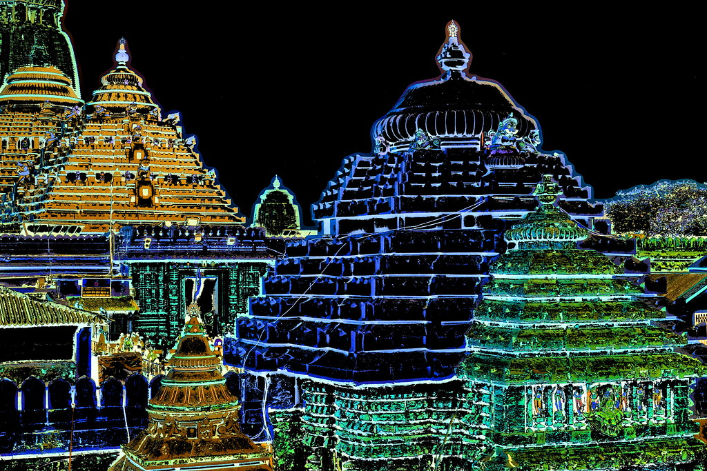 India - Odisha - Puri - Jagannath Temple - 14b | . . . non-H… | Flickr