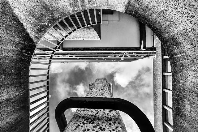 Brutal Lines & Curves, The Barbican Estate, City of London