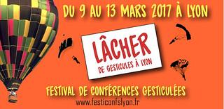 Lâcher de gesticules à Lyon | by PhilCaz