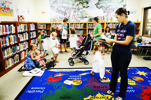 2013 Library Summer Reading Program - U.S. Army Garrison Humphreys, South Korea - 10 July 2013 | by USAG-Humphreys