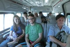 Multikulti Bus nach Penang (Einreise nach Malaysia)