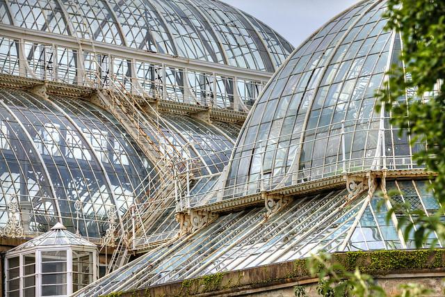 Victorian Iron & Glass