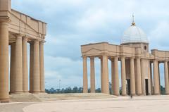 Basílica de Nuestra Señora de la Paz de Yamusukro