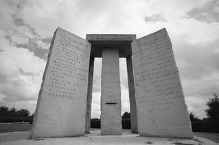 Georgia Guidestones | 3 | by Will Folsom