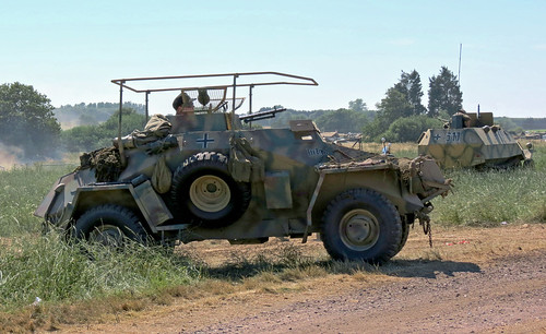 SdKfz 222 Armoured Car