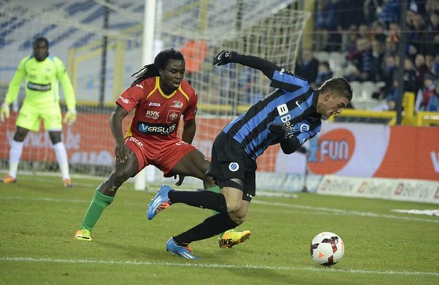 Club Brugge - KV Oostende (30 november 2013)