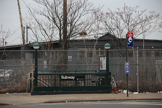 Subway on Jackson Avenue | by pasa47