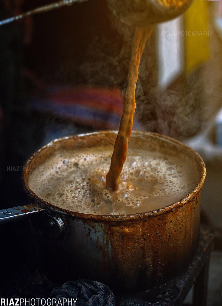 Cutting Chai time !   ...