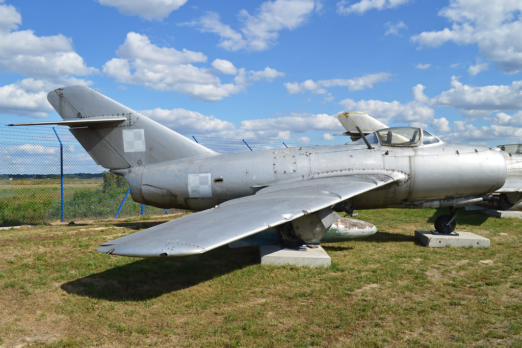 PZL-Mielec Lim-2 [311] | MiG-15 fighter built under license