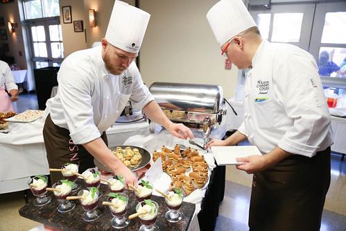 Austin Community College Pastry Arts Grand Buffet 2015   by Austin Community College