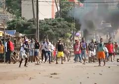 В Гвинее расстреляли школьников, вышедших поддержать протест учителей