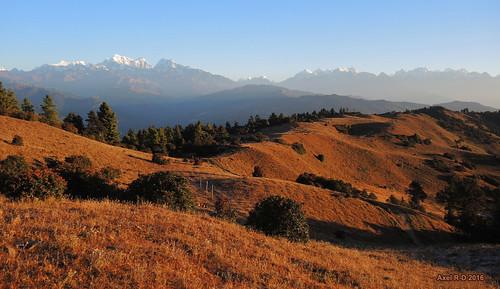 montagnes mounteverest nepal numbur préci pattale solukhumbu