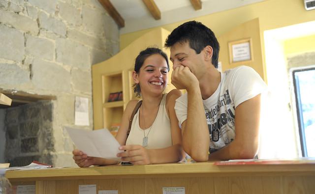 l'amore.. tipo un sorriso