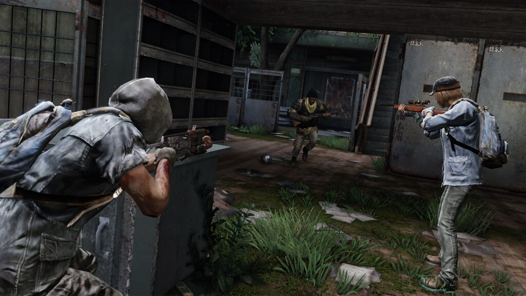The Last of Us Multiplayer: Abandoned Territories Map Pack… | Flickr