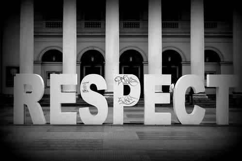 Respect   by GLVF