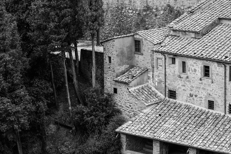 Le Celle, Cortona, Tuscany, Italy, Nikon D40, nikon-nikkor 55mm, 3.24.14