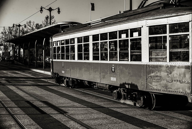 Classic Street Car