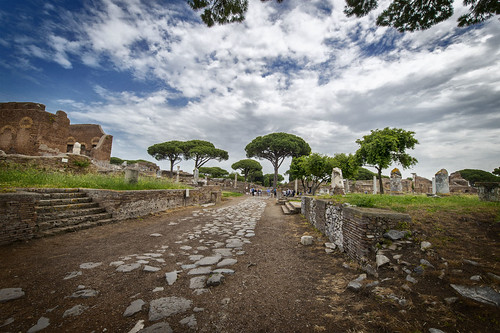 Ostia Antica | by Dorli Photography