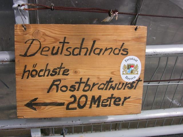 Allgäu, Zugspitze,  20 m lang ??? haha, 74176