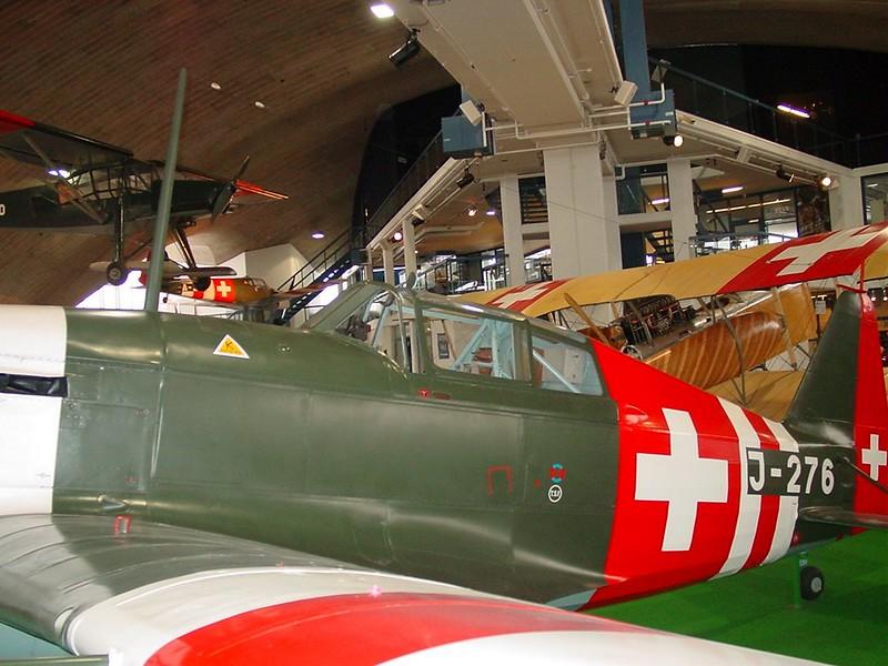 Morane-Saulnier MS.406 9
