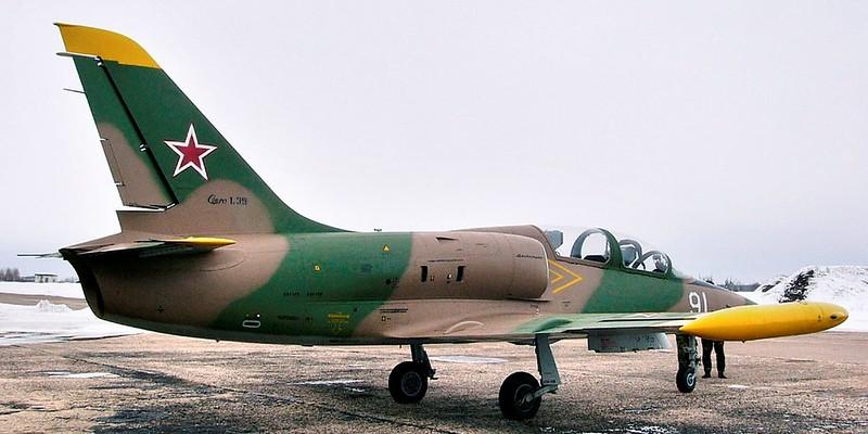 L-39 信天翁 2
