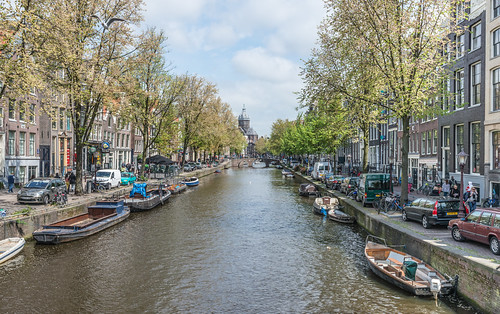 Oudezijds Voorburgwal Amsterdam | by RuudMorijn-NL