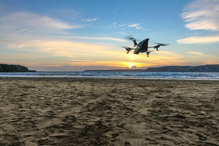 Ar Drone 2.0 Carbon - To the sun... | by myfrozenlife