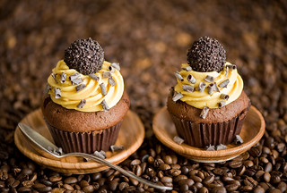 Chocolate cupcakes | by The Little Squirrel
