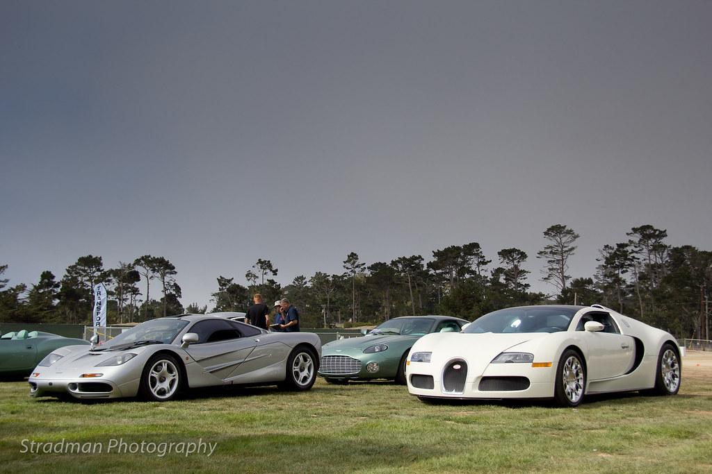 Mclaren V Aston Martin V Bugatti F1 Video Www Youtube C Flickr