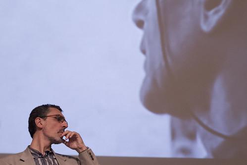 Claudio Monge all'Università del Dialogo 2013