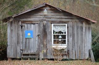 Outbuilding   by Donald Lee Pardue