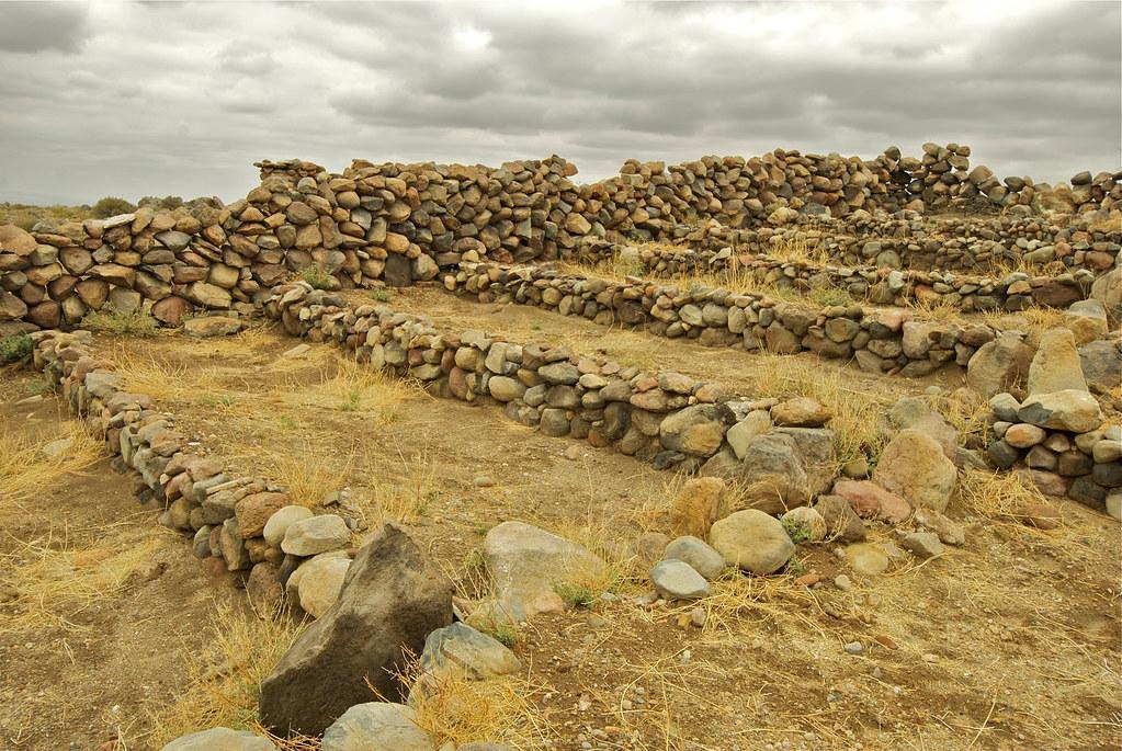 Terrazas De Cultivo Abandonadas Cupo Chile Lucas Pedro
