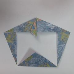 วิธีการพับกระดาษเป็นรูปม้า (Origami Horse) 019