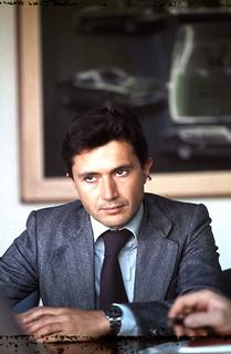 Marcello Gandini, 1976 @ Bertone