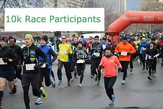 2014 St. Patrick's Day Races, Ottawa - 10k participants, pictures