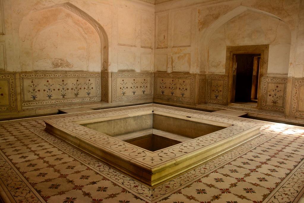 Image result for Hammam- red fort New delhi
