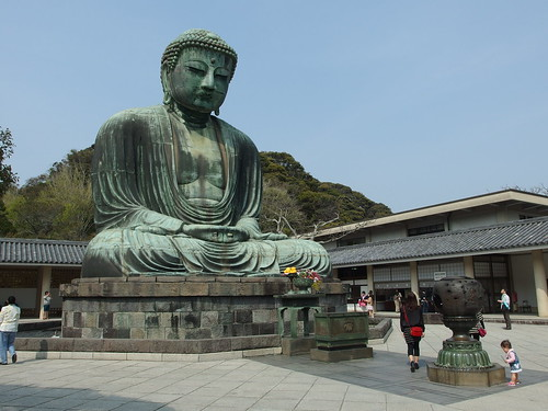 Daibutsu @ Kotokuin Temple @ Kamakura | by *_*