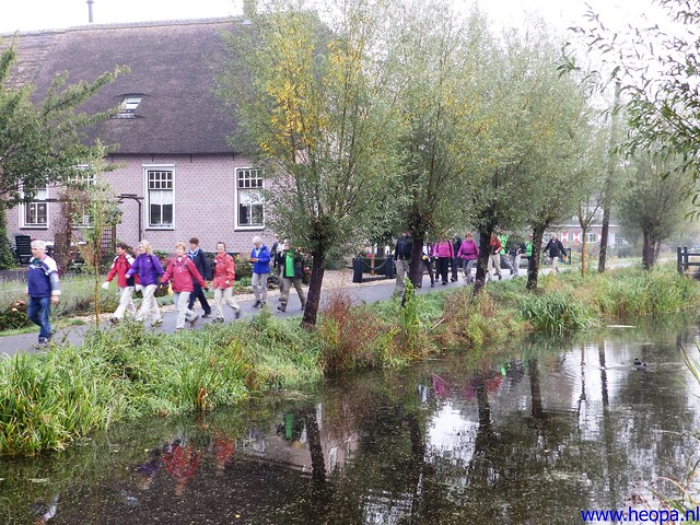 12-10-2013 Stolwijk  25.5 Km (10)